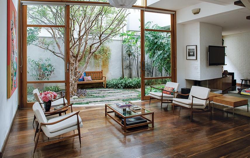 Foto: Reprodução/ Revista Casa & Jardim
